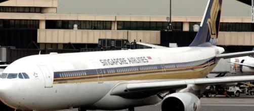 El vuelo de Singapore Airlines
