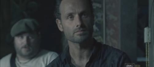 Farewell, Rick Grimes [Image via Farkham4 Gaming channel/YouTube screenshot]
