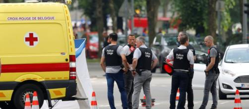 Gunman kills three before being shot dead, say Belgian police ... - malaymail.com