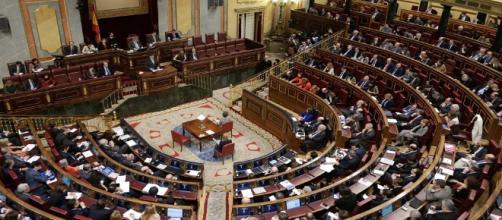 La sesión parlamentaria de hoy está llena de incertidumbres. Public Domain.