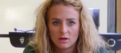 Leah Messer appears on 'Teen Mom 2.' [Photo via MTV/YouTube]