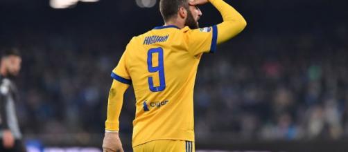 Higuain via dalla Juve? Al suo posto non dovrebbe arrivare Icardi.