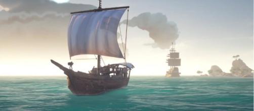 Notas completas del parche para la actualización sobre el mar de los ladrones
