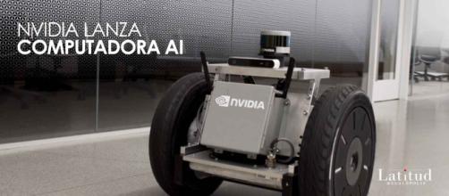 Nvidia lanza una computadora AI para dar a los robots autónomos