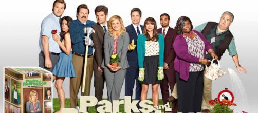 Parks & Recreation: el elenco de la serie cómica