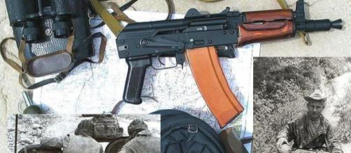 Pour éliminer leurs adversaires, les truands marseillais et lyonnais privilégient la kalachnikov, l'arme des guerilleros