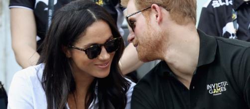 Principe Harry e Meghan Markle per la prima volta in pubblico ... - panorama.it
