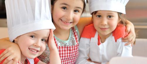 Recetas para preparar con pequeños chefs