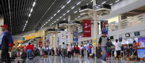 Reglas de protocolo de aeropuerto