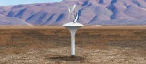 un sistema que enfría una serie de placas sobre las que se condensa la humedad del aire