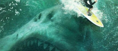 Un tiburon prehistórico ataca en el primer tráiler de The Meg