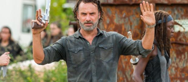 Andrew Lincoln podría dejar 'The Walking Dead'