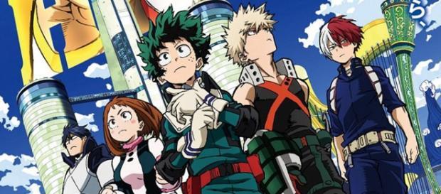 My Hero Academia revela nuevo personaje en la tercera temporada