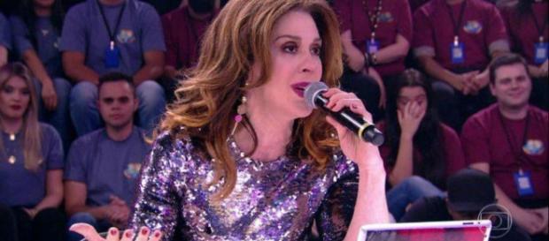 Claudia Raia é criticada no ''Show dos Famosos''