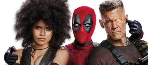 Deadpool, Cable y Domino estarán juntos en la película X-Force