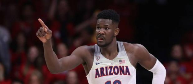 Confira na galeria alguns dos principais nomes do Draft 2018. Deandre Ayton, da Universidade do Arizona