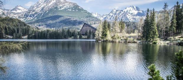 Der Tatra-Nationalpark, der sich in den äußersten Süden Polens schlängelt