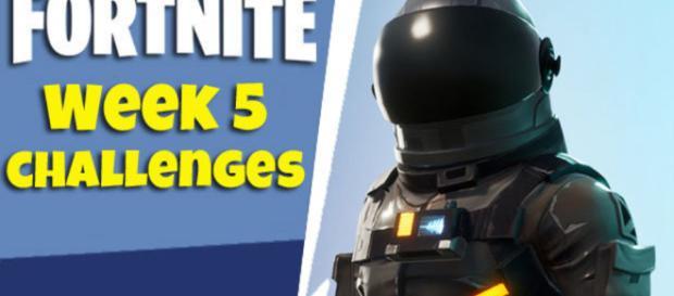 Los desafíos de Fortnite Week 5 se han filtrado, aquí están