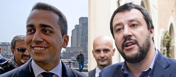 Tira e molla tra Di Maio e Salvini
