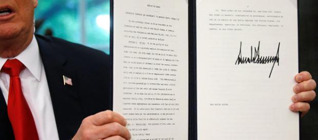 Trump fait volte-face et dit non à la séparation des familles à la ... - sputniknews.com