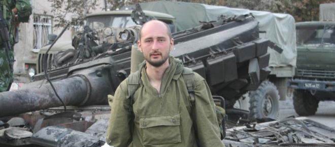 Russian journalist Arkady Babchenko is alive and well