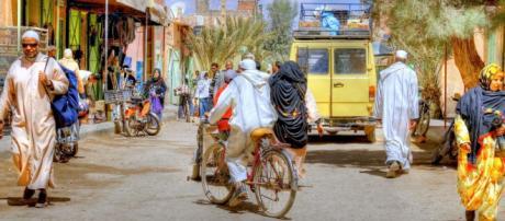 Marrakech, una ciudad entre historia y multitud de gente