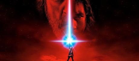 Un póster anterior de Star Wars
