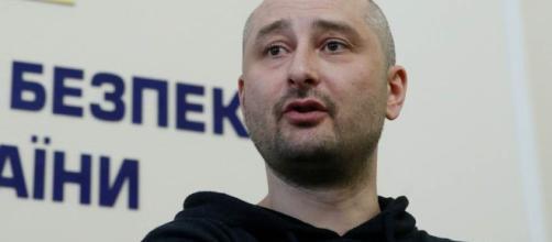 Arkadi Babchenko: No estaba muerto, estaba en misión secreta