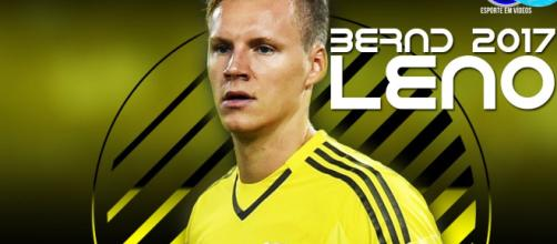 Bernd Leno llegara al Manchester united este verano.