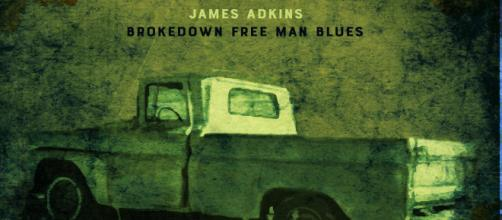 Brokedown Free Man Blues de James Adkins, Independiente, 2018.