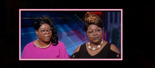 Diamond and Silk are biological sisters. - [Fox News / YouTube screenshot]