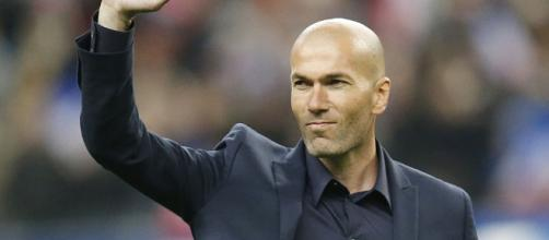 El adiós de Zinedine Zidane al Madrid