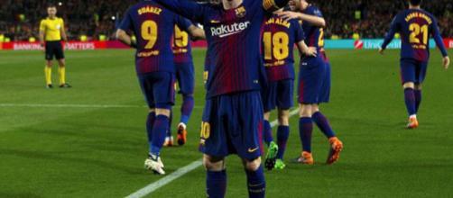 El compañero esperado por Messi