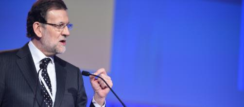 El premier Mariano Rajoy (Partido Popular)