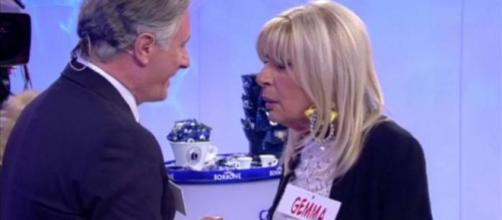 Gossip Uomini e donne, la scelta di Gemma Galgani