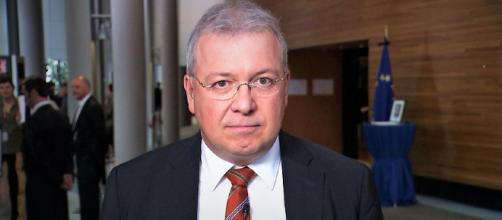 L'erodeputato tedesco Markus Ferber