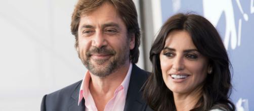 Penélope Cruz accanto al marito e attore Javier Bardem