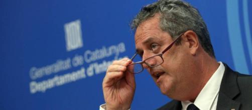Quim Forn ex conseller del parlament de Catalunya