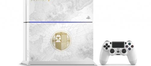 Sony presenta la nueva edición limitada de PS4
