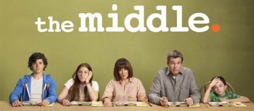 The Middle-Poster oficial de la serie de ABC