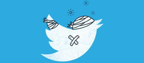 Twitter bloquea a sus usuarios