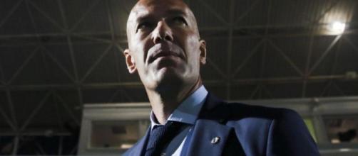 Zidane se va del Madrid antes de lo esperado