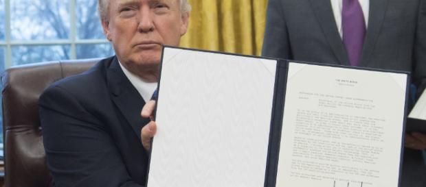 El drama en curso de la política comercial de Trump en China