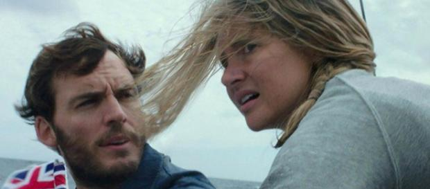 Adrift funciona como una película de citas.