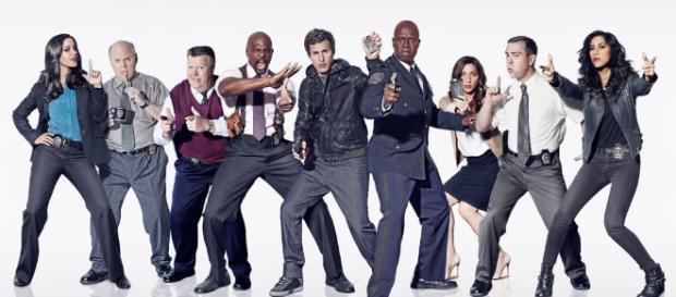 Brooklyn Nine-Nine la comedia policial - Personajes