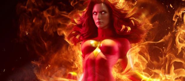 Dark Phoenix es una excelente superhéroe