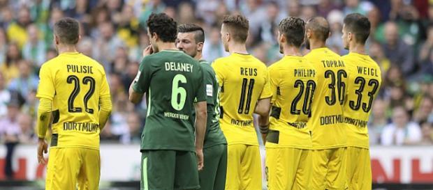 Delaney ein Kandidat in Dortmund - Bundesliga - kicker - kicker.de