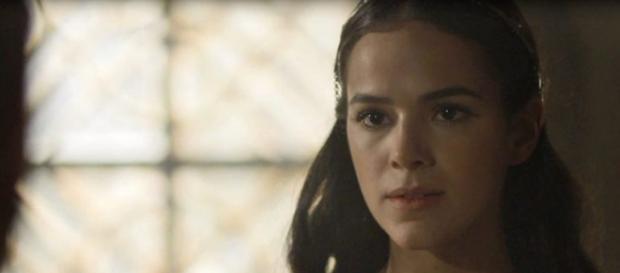 ''Deus Salve o Rei'': personagem de Bruna Marquezine, Catarina, sofrerá abuso sexual