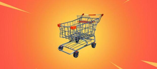 """El primer """"vehiculo de cuatro ruedas"""" del Juego"""