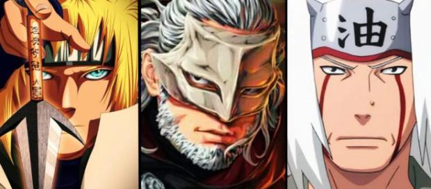 Estos son los únicos ninjas vistos con esta habilidad